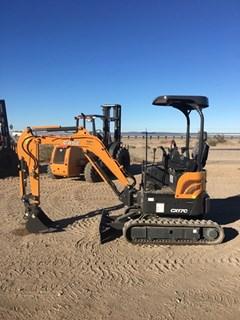 Excavator-Track :  2019 Case CX17C