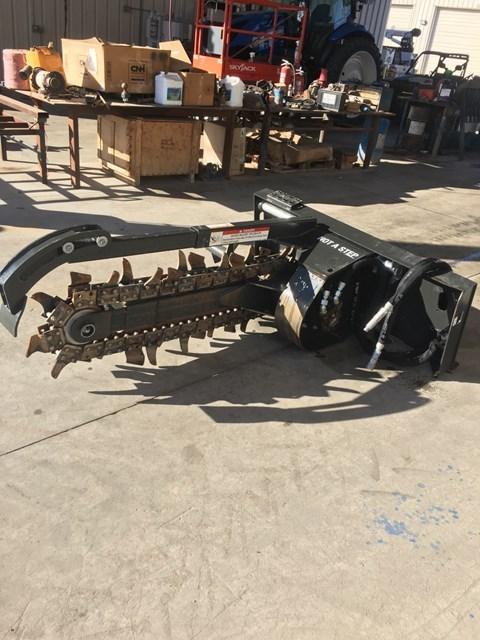 Bobcat LT313 Trencher