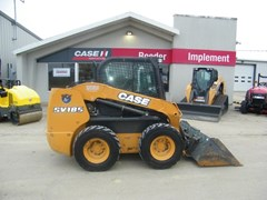 Skid Steer For Sale 2015 Case SV185 , 60 HP