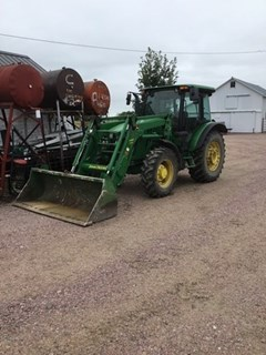 Tractor For Sale 2014 John Deere 5100M , 100 HP
