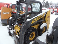 Skid Steer For Sale 2014 New Holland L216 , 60 HP