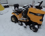 Riding Mower For Sale: 2017 Cub Cadet LT42, 18 HP