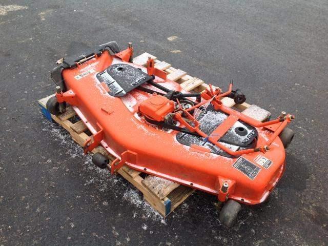2009 Kubota RCK54-23BX Mower Deck For Sale