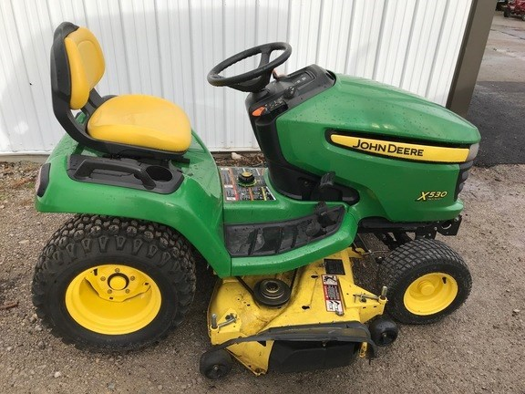 2011 John Deere X530 Riding Mower For Sale
