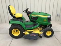 Riding Mower For Sale 2014 John Deere X730 , 25 HP