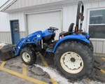 Tractor For Sale:  New Holland TC45D