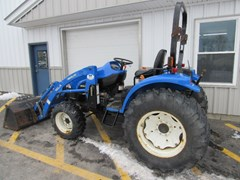 Tractor For Sale:  2003 New Holland TC45D , 45 HP