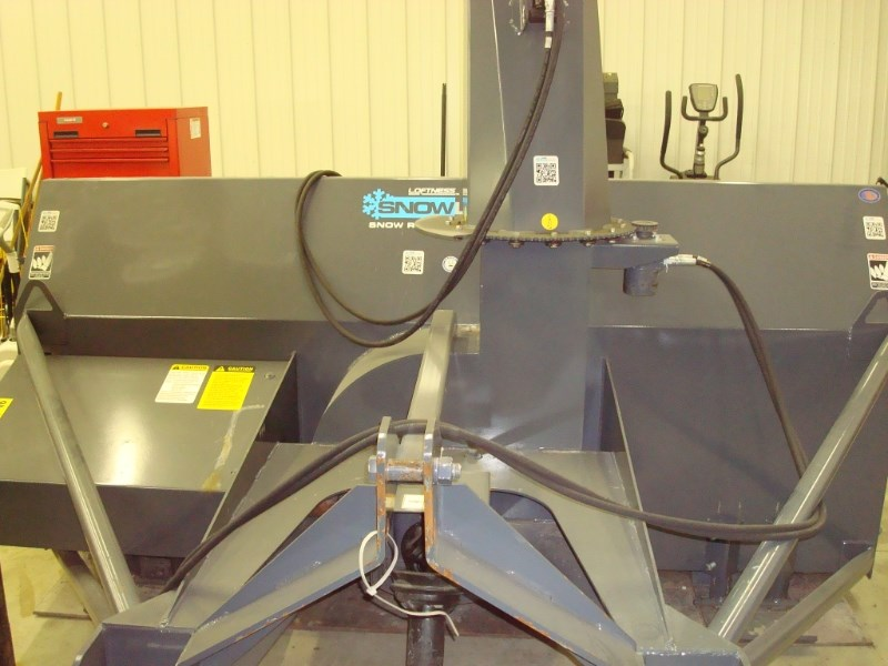 2014 Loftness 1082HH Snow Blower For Sale