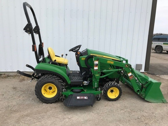 2011 John Deere 1023E Tractor For Sale