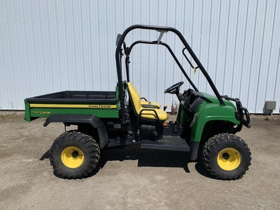 2011 John Deere HPX 4X4 D Utility Vehicle For Sale