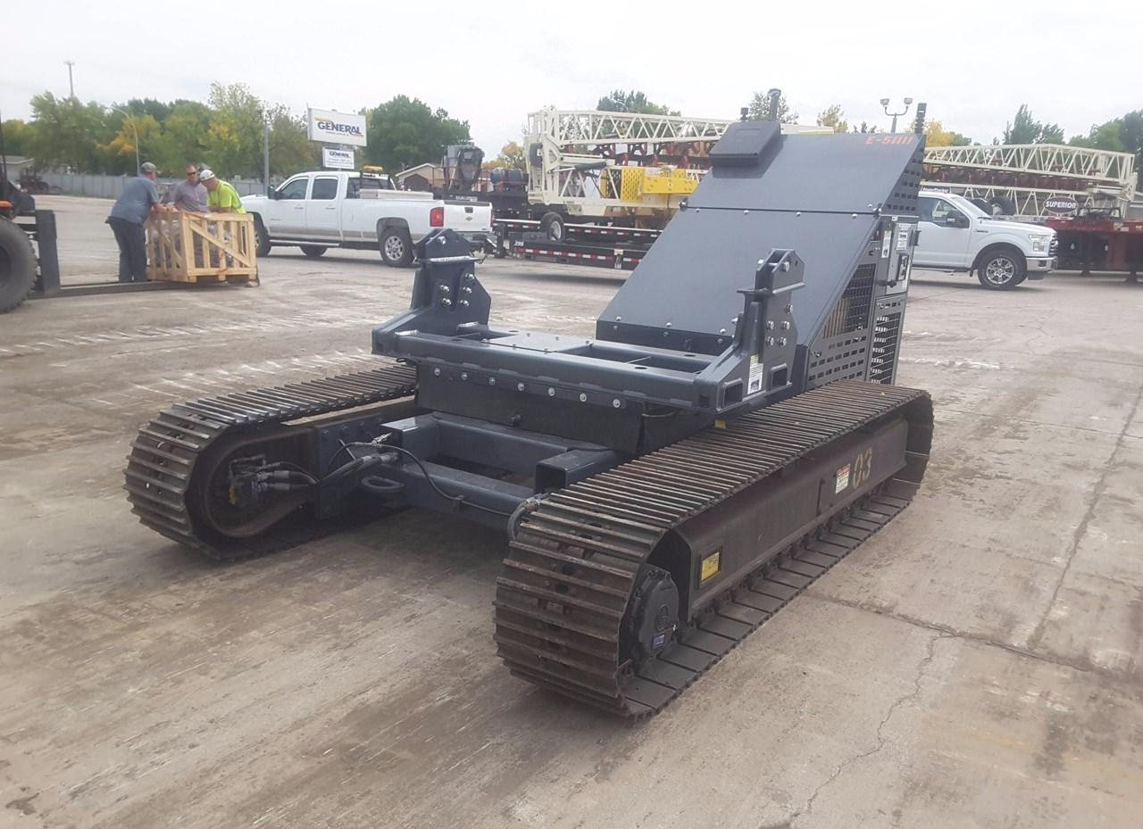 2015 KPI-JCI TUGGER Conveyor - Stacking For Sale