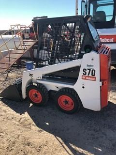 Skid Steer :  Bobcat S70