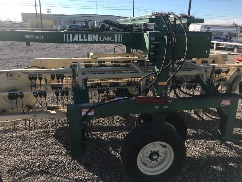 Allen 8803 Hay Rake-Unitized V Wheel For Sale
