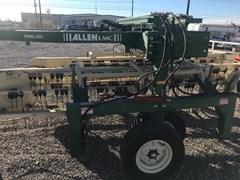 Hay Rake-Unitized V Wheel For Sale:  Allen 8803