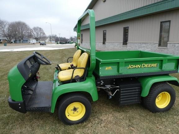 2017 John Deere 2020A Utility Vehicle For Sale