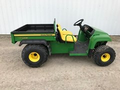 Utility Vehicle For Sale 2017 John Deere TS