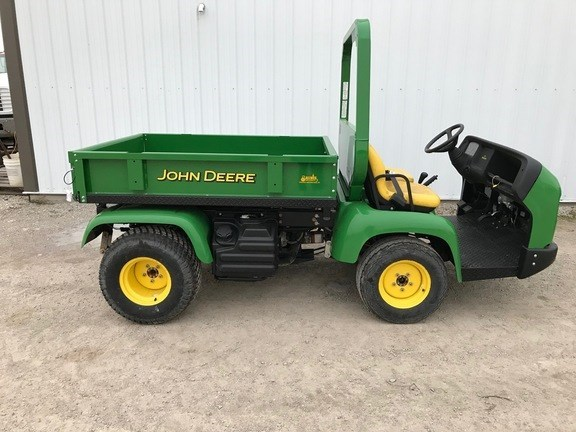 2017 John Deere 2020A Utility Vehicle For Sale