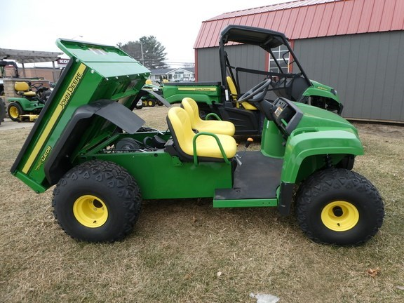 2017 John Deere TS Utility Vehicle For Sale