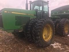 Tractor For Sale 1990 John Deere 8760 , 256 HP