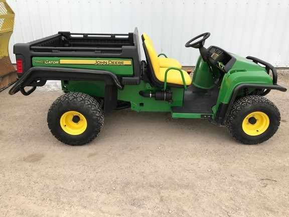 2016 John Deere TX 4X2 Utility Vehicle For Sale
