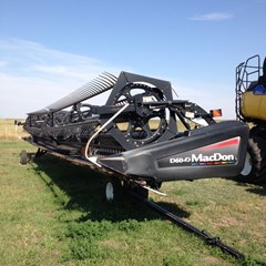 Header-Draper/Rigid For Sale 2010 MacDon D60