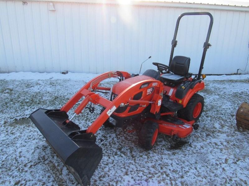 Kioti CS2410 Tractor For Sale