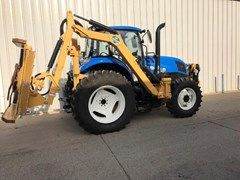 Tractor For Sale:  2018 New Holland TS6.110 , 110 HP