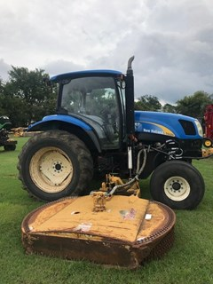 Tractor For Sale:   New Holland T6020 , 110 HP