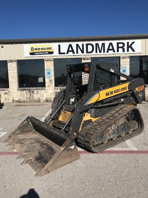2006 New Holland C185 Skid Steer-Track For Sale
