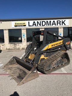 Skid Steer-Track For Sale:  2006 New Holland C185 , 78 HP