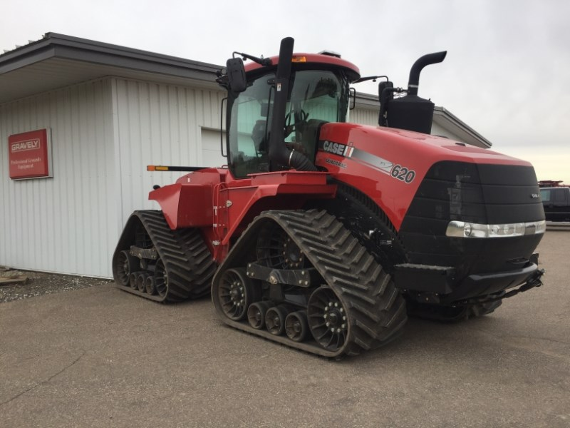2018 Case IH Steiger 620 Tractor For Sale