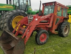 Tractor For Sale 1981 International 584 , 60 HP
