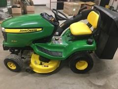 Riding Mower For Sale 2012 John Deere X310 , 18 HP