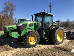 Tractor For Sale 2012 John Deere 7280R , 280 HP