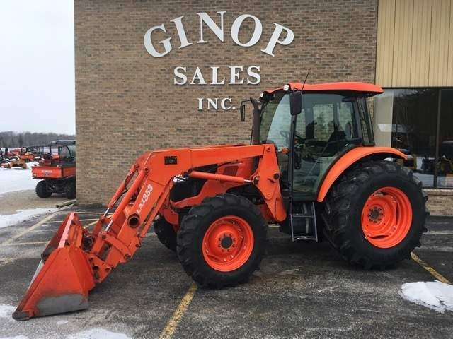 2013 Kubota M9960HDC Tractor For Sale
