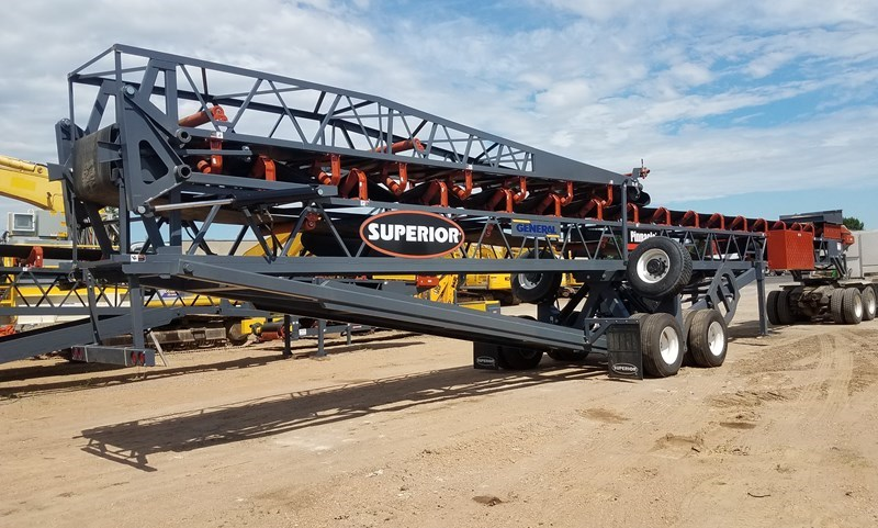 2018 Superior 36X100PC Conveyor - Stacking For Sale
