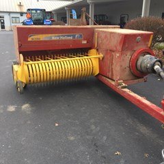 Baler-Square For Sale 2011 New Holland BC5060