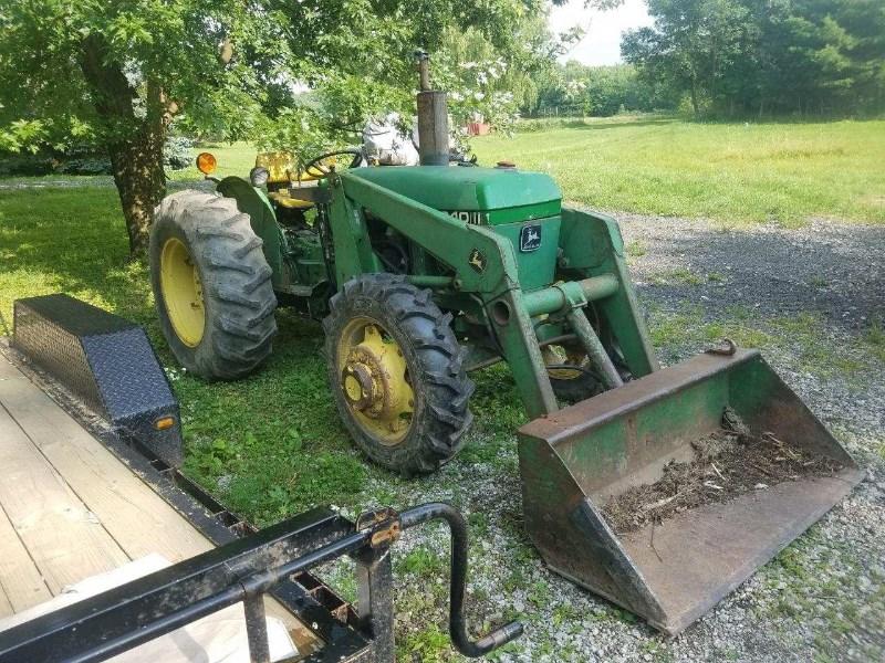 1980 John Deere 2040 Tractor For Sale