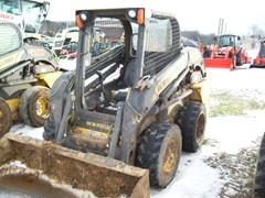 Skid Steer For Sale 2011 New Holland L218 , 60 HP