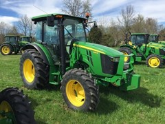 Tractor For Sale 2018 John Deere 5115M , 115 HP