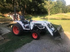 Tractor For Sale 2009 Bobcat CT235 , 35 HP