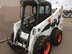 Skid Steer For Sale:  2014 Bobcat S750 , 85 HP