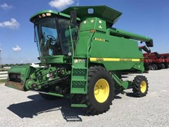 Combine For Sale 1999 John Deere 9510