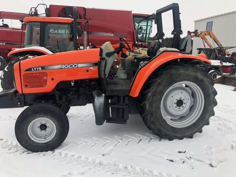 2005 Agco LT75 Tractor For Sale