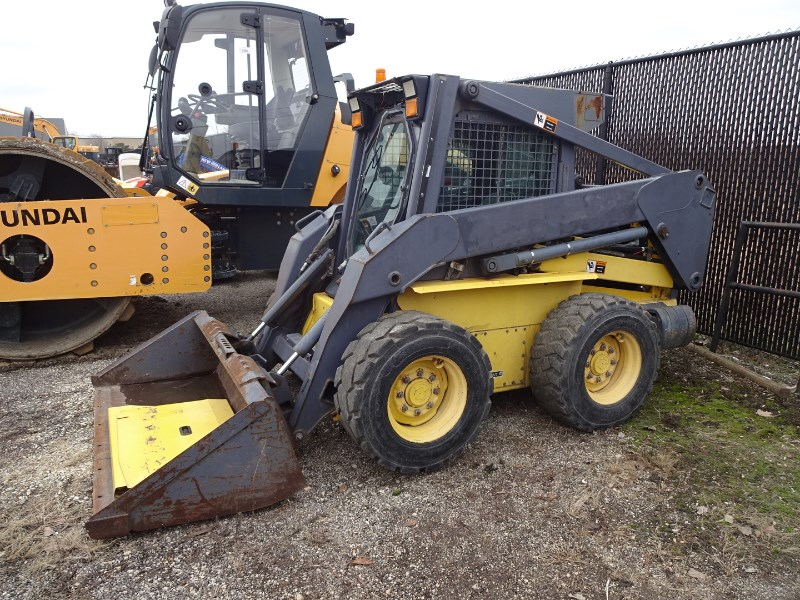 2001 New Holland LS180 Skid Steer For Sale