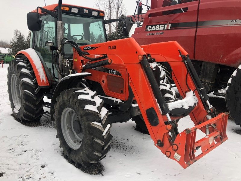 2004 Agco LT75A Tractor For Sale