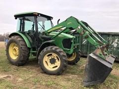 Tractor For Sale 2008 John Deere 5083E , 83 HP