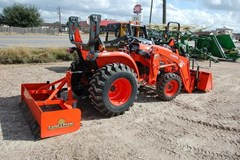 Tractor For Sale 2017 Kubota L3301D , 33 HP