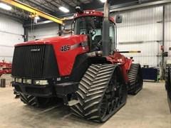 Tractor For Sale 2008 Case IH CIH STEIGER 485 QUAD-TRAK , 485 HP