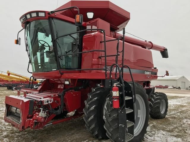 2008 Case IH 2577 Combine For Sale